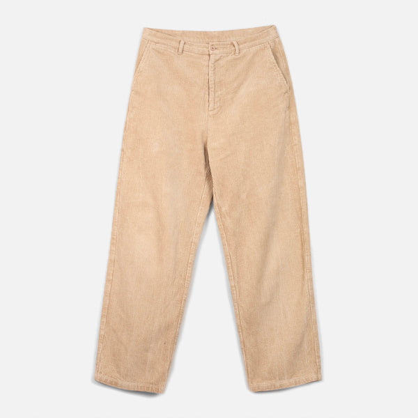 Satta cord pants in taupe blues store www.bluesstore.co