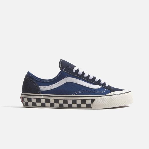 Vans UA Style 36 Decon SF Checkerboard - True Blue / Marshmellow Blues Store