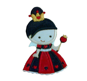 Motif Patch Fairytale Queen of Hearts