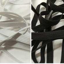 Flat Elastic 10mm wide (1cm)