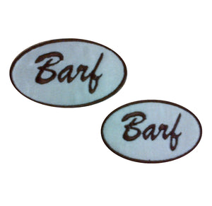 Motif Patch COSPLAY Barf Overall Logo