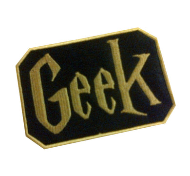 Motif Patch Wizard GEEK Tile