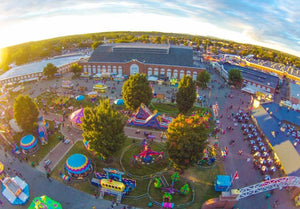 Let's know about - The Big E, West Springfield Fair