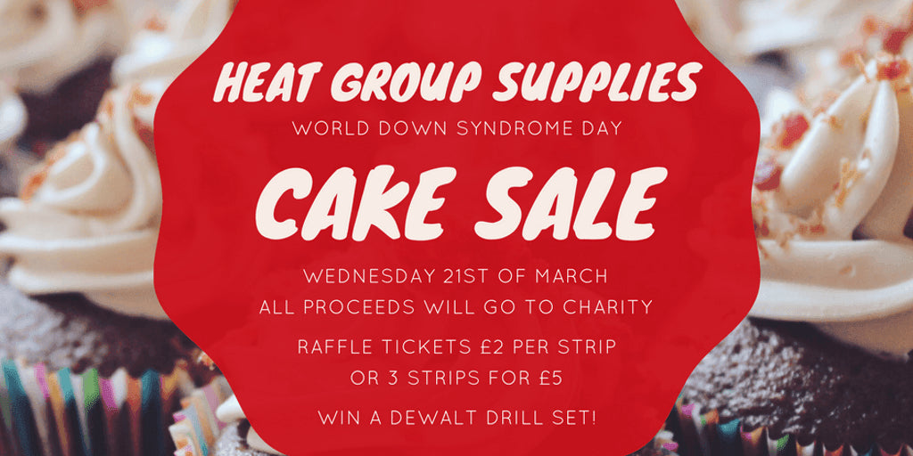 Cake Sale - March 21st - Cambridge