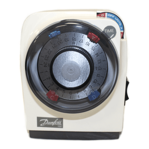 Danfoss 102 24 Hour Electro-Mechanical Mini-Programmer by Danfoss from Heat Group Supplies