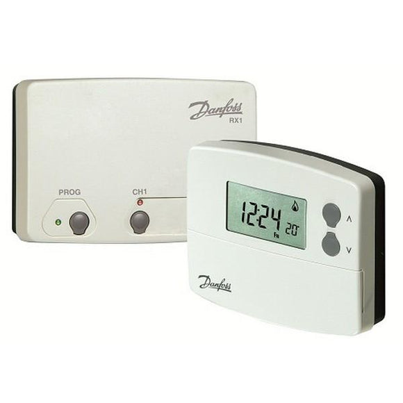 Danfoss Tp5000 Si-Rf + Rx-1 5 Day/2 Day & 24 Hour Controls