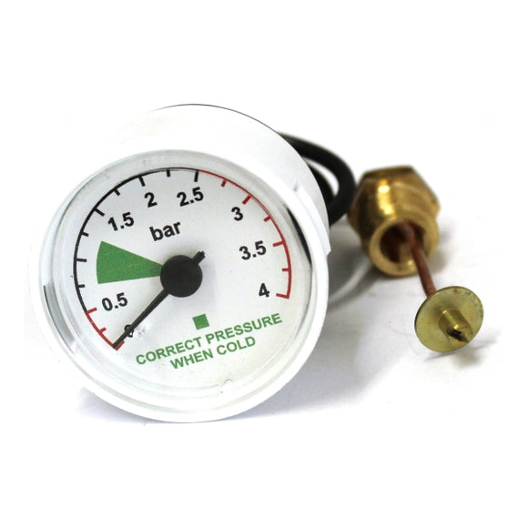 Alpha Pressure Gauge by Alpha from Heat Group Supplies