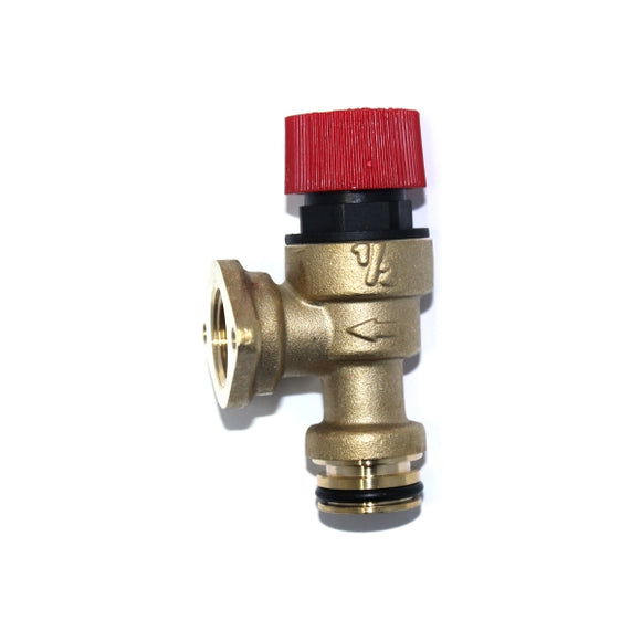 Alpha Pressure Relief Valve 3Bar by Alpha from Heat Group Supplies