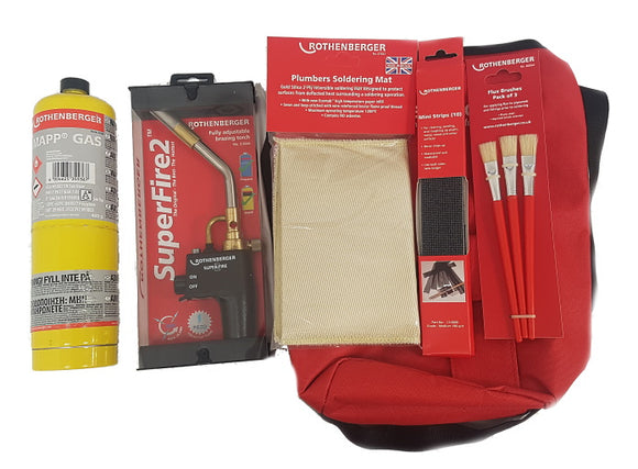 Rothenberger Hot Bag Deal