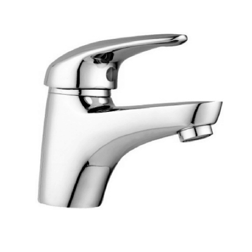 Lavata Lever Tap Basin Mixer C/W Pop Up Waste  Cp by Lavata from Heat Group Supplies