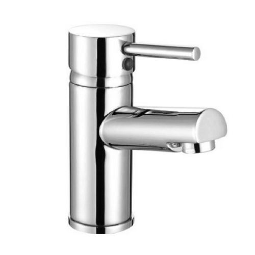 Lavata Contemporary Basin Mixer C/W Pop Up Waste Cp by Lavata from Heat Group Supplies