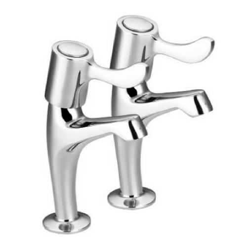 Lavata Modern Sink Taps Pr. Cp by Lavata from Heat Group Supplies