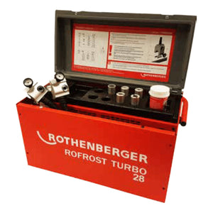 Rothenberger Rofrost Turbo 28 Rapid Pipe Freezer by Rothenberger from Heat Group Supplies