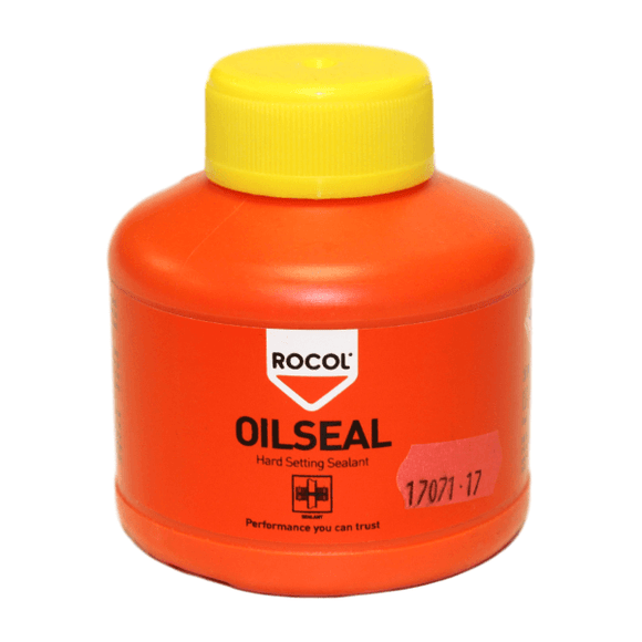 Rocol Oil Seal Hard Setting Sealant 300G by Rocol from Heat Group Supplies