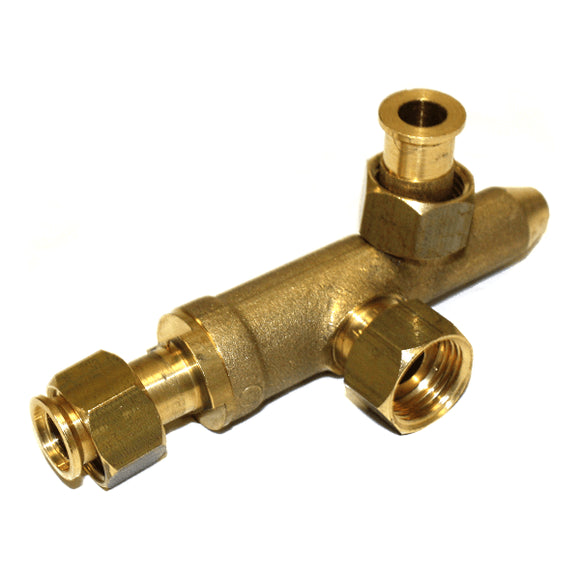 Alpha Seasonality Valve by Alpha from Heat Group Supplies