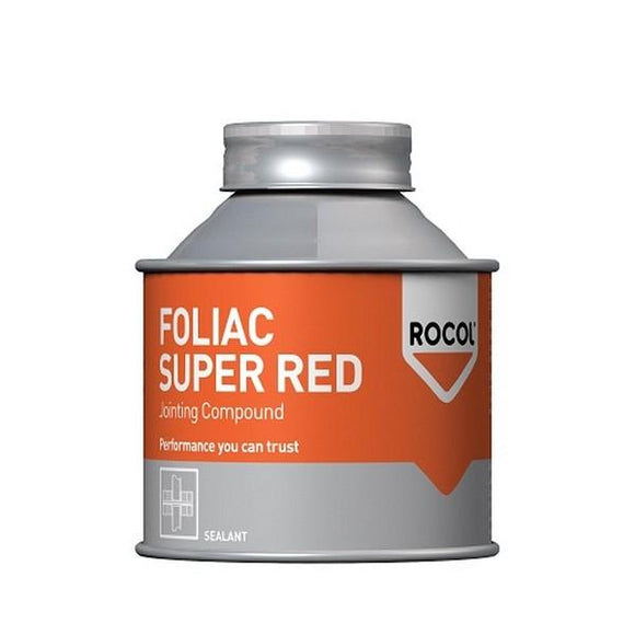 Rocol Foliac Super Red Pjc Consumables