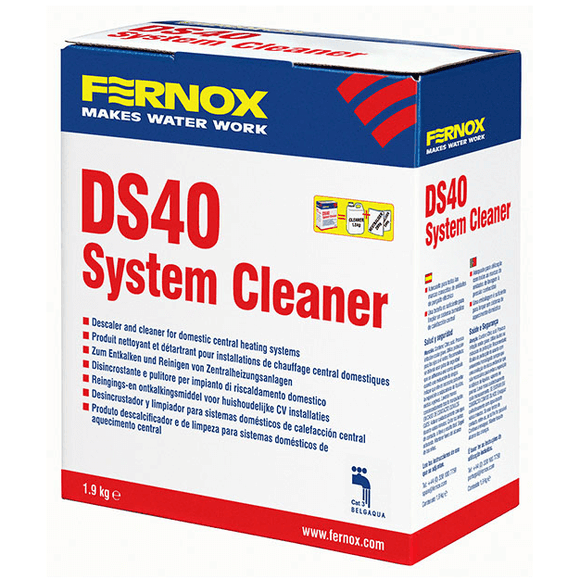 Fernox DS40 System Cleaner - 1.9Kg by Fernox from Heat Group Supplies