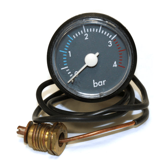 Ariston Pressure Gauge by Ariston from Heat Group Supplies