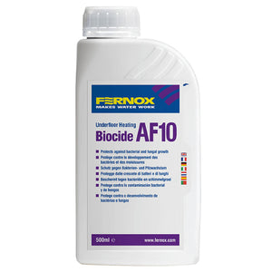Fernox Af10 Biocide (500ml) by Fernox from Heat Group Supplies