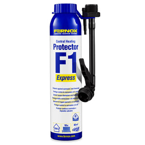 Fernox Protector F1 Express (265ml Aerosol) by Fernox from Heat Group Supplies