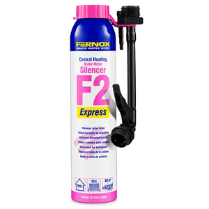 Fernox Boiler Noise Silencer F2 Express (265ml Aerosol) by Fernox from Heat Group Supplies