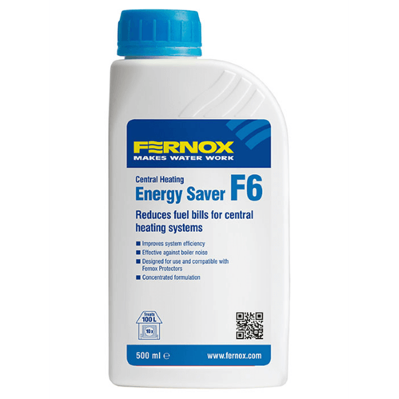 Fernox Energy Saver F6 (500ml) by Fernox from Heat Group Supplies