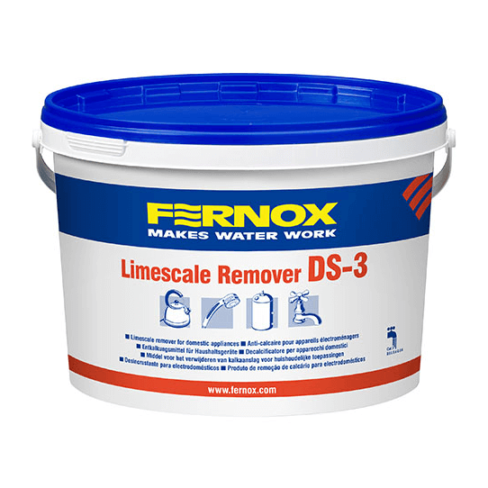 Fernox Ds-3 Limescale Remover (2Kg) by Fernox from Heat Group Supplies
