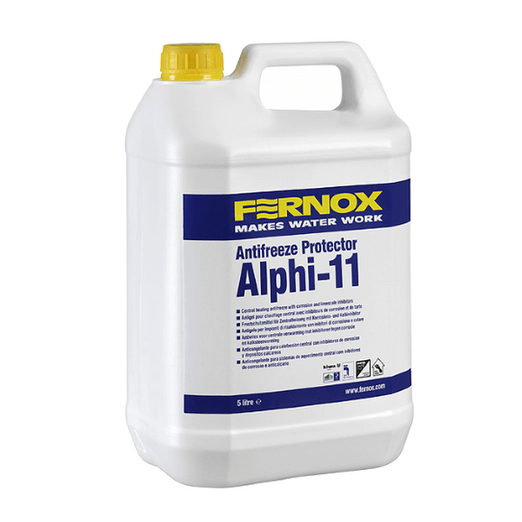 Fernox Alphi-11 Protector (5 Litre) by Fernox from Heat Group Supplies