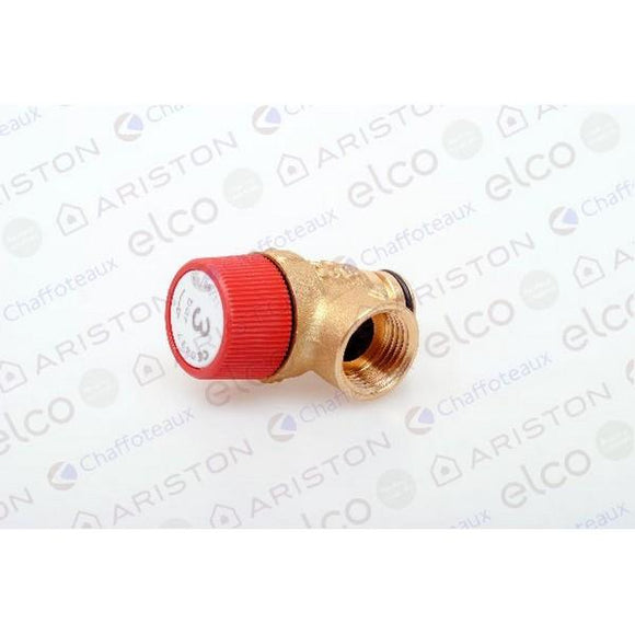 Ariston Safety Valve / Chaffoteaux Spares