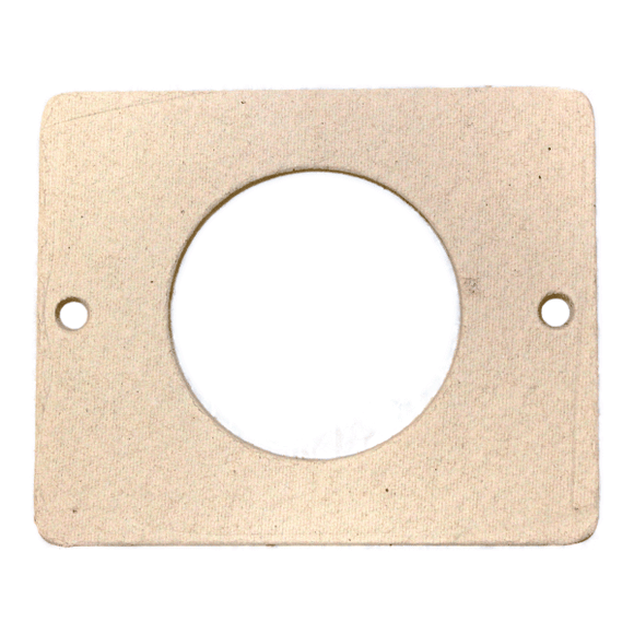 Ecoflam Mounting Gasket 2 Hole Minor 4 - 8 - 12 by Ecoflam from Heat Group Supplies