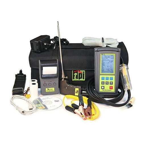TPI AS 716-Kit 2 + CPA1 (CPK3) Cooker Probe Kits & Plug-In Combustible Leak Detector by TPI from Heat Group Supplies