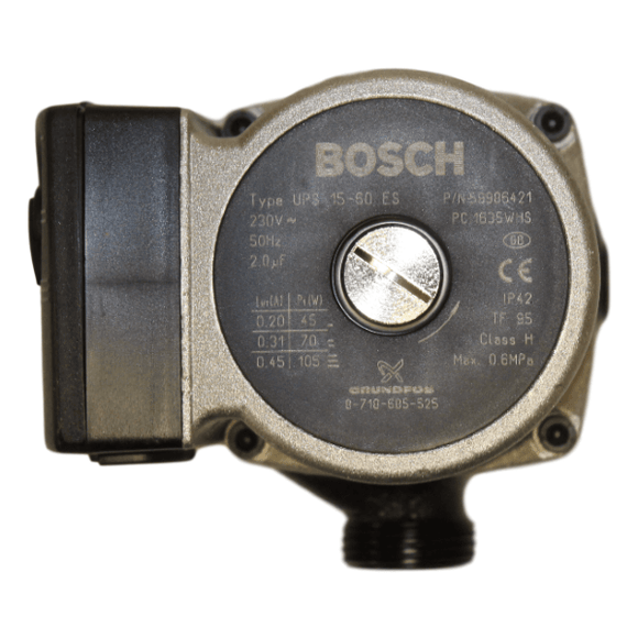 Bosch Pump by Bosch from Heat Group Supplies