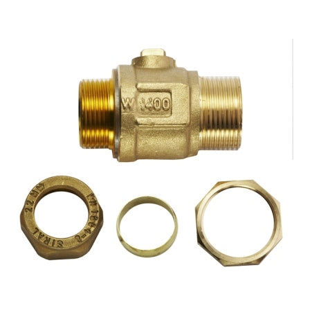 Bosch Valve - 22mm Bulkhead by Bosch from Heat Group Supplies