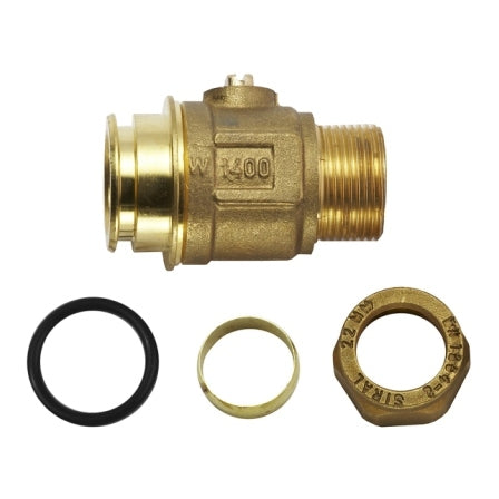 Bosch 22mm Isolating Valve by Bosch from Heat Group Supplies
