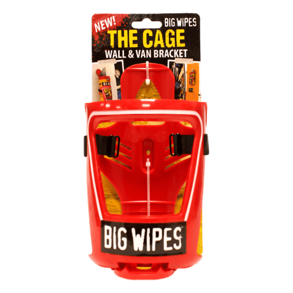 Big Wipes Bracket for 80 Wipe Tub