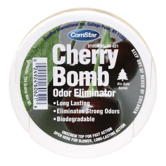 EOGB Cherry Bomb Gel Deodoriser by EOGB from Heat Group Supplies