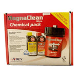 Adey Magnaclean Micro Black Filter & Chemical Pack Inc. Micro1 Filter + Mc1+ & Mc3+ by Adey from Heat Group Supplies