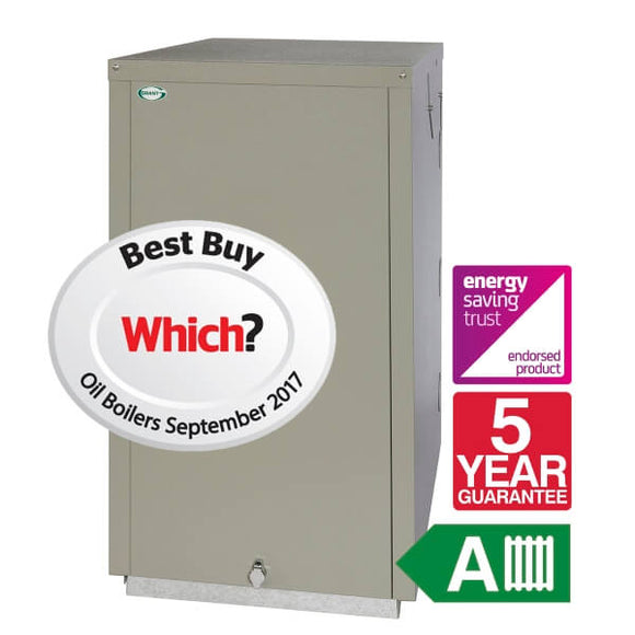 Grant Vortex Eco External System Boiler Module 21-26Kw by Grant from Heat Group Supplies