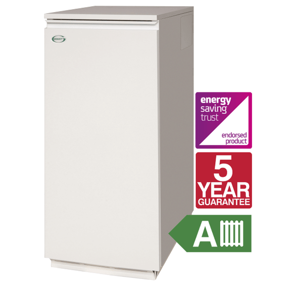 Grant Vortex Eco Utility System Boiler 21-26Kw by Grant from Heat Group Supplies