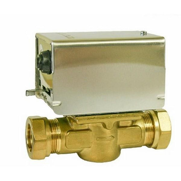 Heat Group 22Mm 2Port Zone Valve Branded Controls