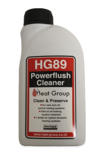 Heat Group HG89 Powerflush Cleaner - 1Ltr