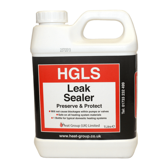 Heat Group HGLS Internal Leak Sealer - 1Ltr by Heat Group from Heat Group Supplies