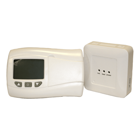 Heat Group Duostat RF Wireless Room Stat by Heat Group from Heat Group Supplies