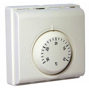 Heat Group Volt Free Room Thermostat Branded Controls