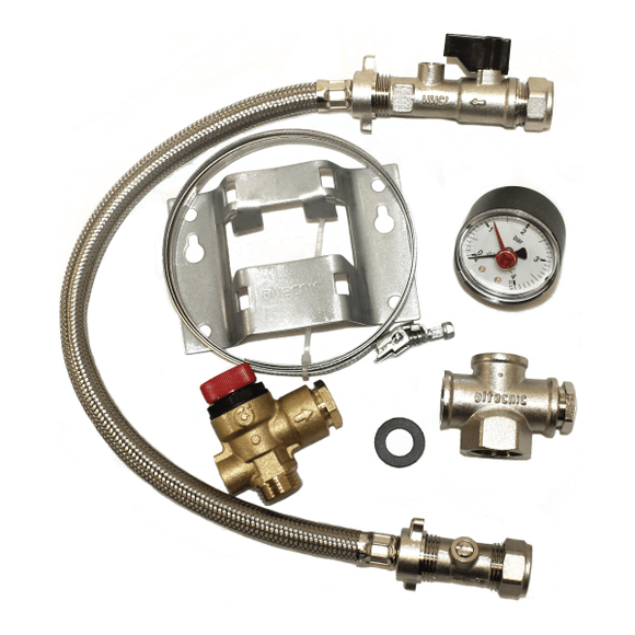 Heat Group Expansion Vessel Filling Kit And Bracket by Heat Group from Heat Group Supplies