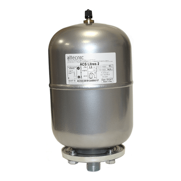 Heat Group Expansion Vessel 2Ltr Potable And by Heat Group from Heat Group Supplies