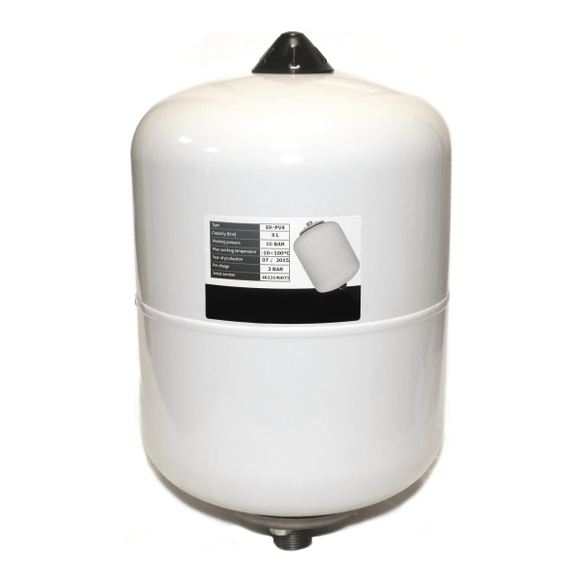 Heat Group Expansion Vessel 8Ltr - Potable by Heat Group from Heat Group Supplies