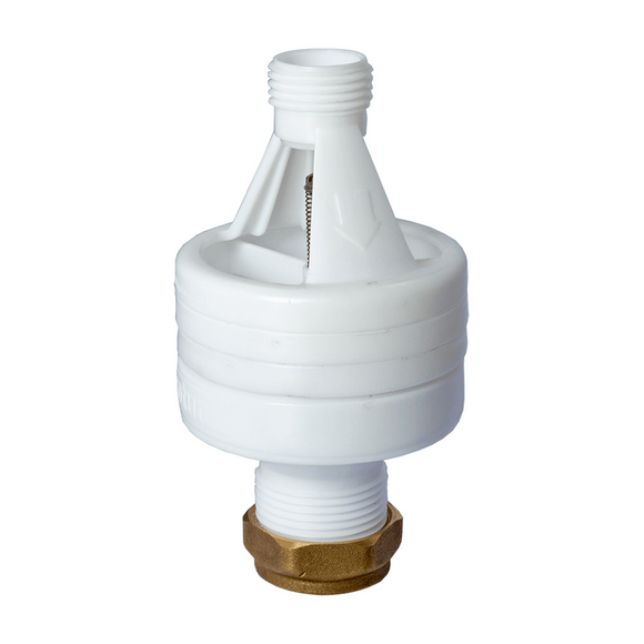RA Tech Hotun 15x22mm White Dry Trap Tundish
