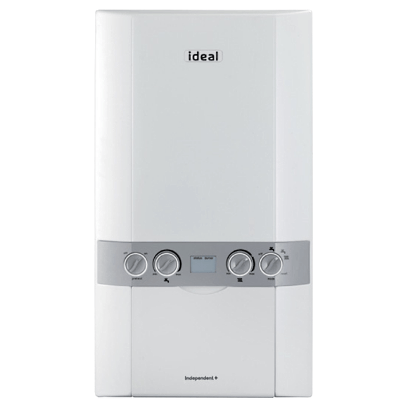 Ideal Independent Plus C35+ 35Kw Combi Boiler & Clock by Ideal from Heat Group Supplies