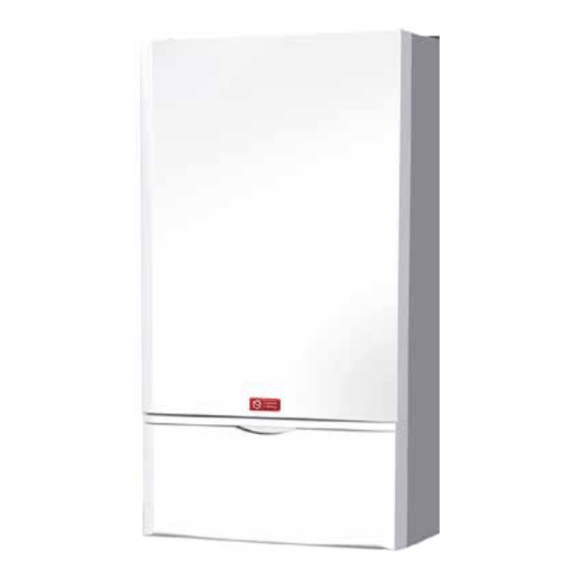 J & S QuanTec 28CP Passive Flue Heat Recovery (PFHR) LPG Combi Boiler by Johnson & Starley from Heat Group Supplies